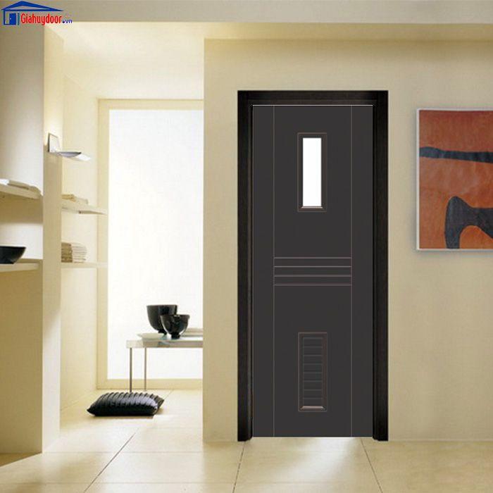 Cửa Nhựa gỗ SUNGYU GHD SYA-356 giahuydoor 0886.500.500
