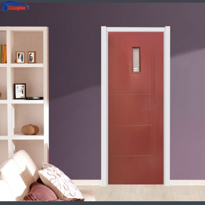 Cửa nhựa gỗ SUNGYU GHD SYA-455 giahuydoor 0886.500.500