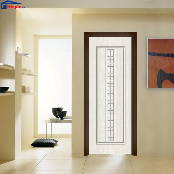 Cửa nhựa gỗ SUNGYU GHD SYB-142 giahuydoor 0886.500.500