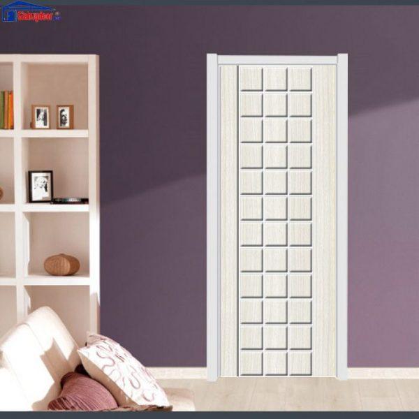 Cửa nhựa gỗ SUNGYU GHD SYB-153 giahuydoor 0886.500.500