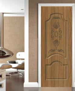 Cửa nhựa gỗ SUNGYU GHD SYB-227 giahuydoor 0886.500.500