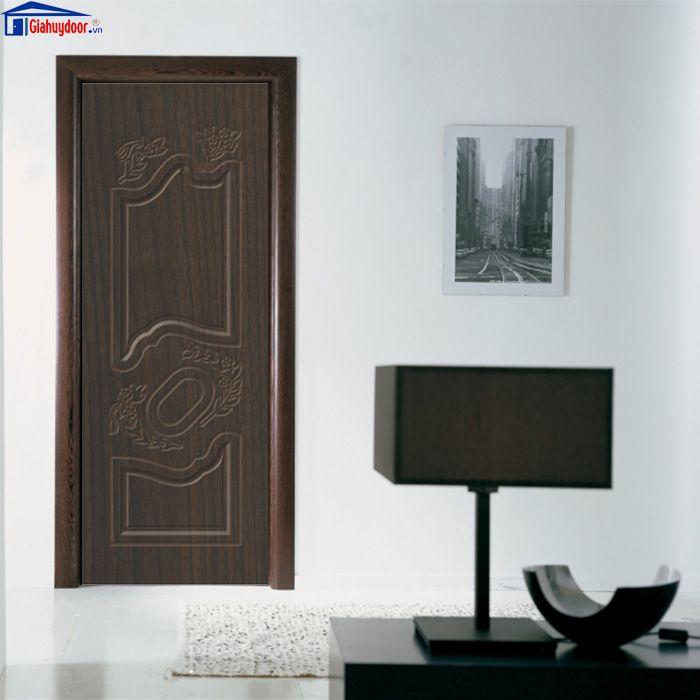 Cửa nhựa gỗ SUNGYU GHD SYB-329 giahuydoor 0886.500.500