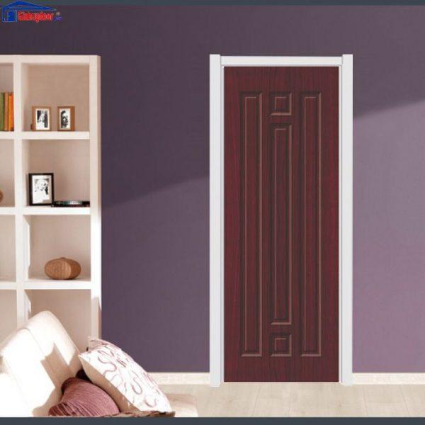 Cửa nhựa gỗ SUNGYU GHD SYB-408 giahuydoor 0886.500.500