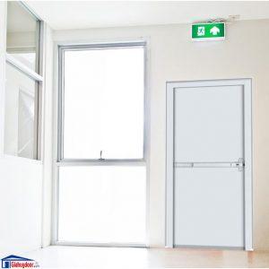 cửa thép chống cháy TCC-P1 giahuydoor 0886.500.500