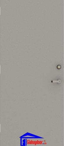Cửa thép chống cháy GHD TCC P1-1 gr