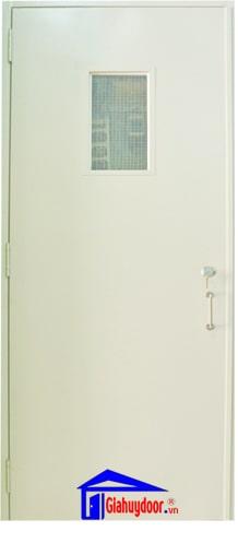 Cửa thép chống cháy GHD TCC-P1G1by