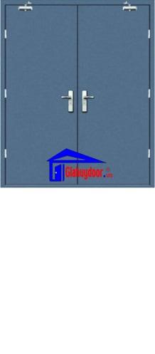 Cửa thép chống cháy GHD TCC-P3