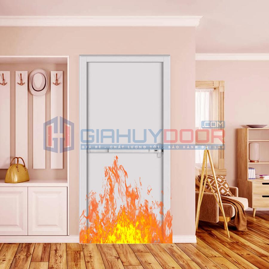 Cửa chống cháy phòng ngủ