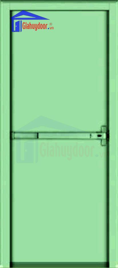 Cửa thép chống cháy TCC.P1-1-C6