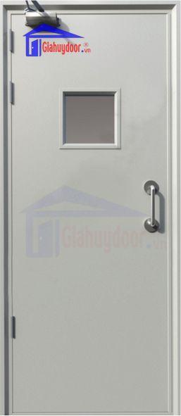 Cửa thép chống cháy TCC.P1G1-C4