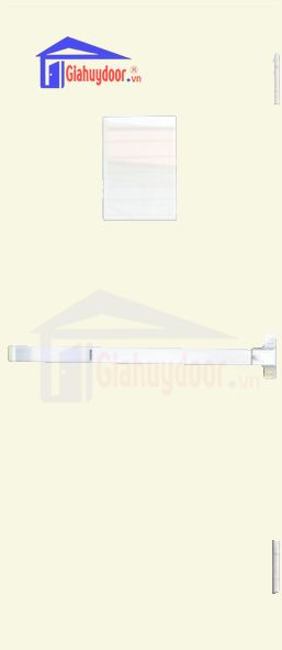 Cửa thép chống cháy TCC.P1G1b-2-C4
