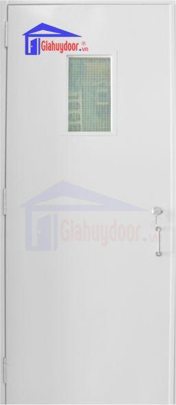 Cửa thép chống cháy TCC.P1G1b.-1-C1