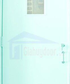 Cửa thép chống cháy TCC.P1G1b.-1-C5
