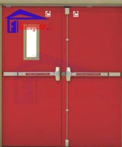 Cửa thép chống cháy TCC.P3-G1