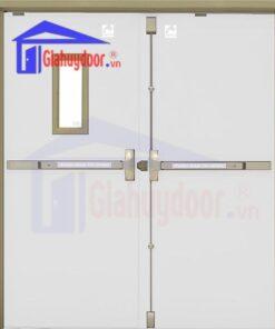 Cửa thép chống cháy TCC.P3-G1-C1
