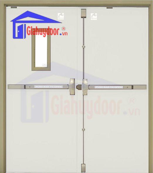 Cửa thép chống cháy TCC.P3-G1-C3