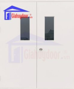 Cửa thép chống cháy TCC.P3G2-C4