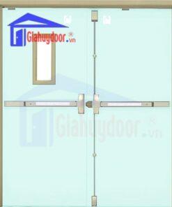 Cửa thép chống cháy TCC.P3G2-C5