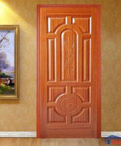 Cửa gỗ HDF Veneer GHD Untitled 019 Xoan Dao 0886.500.500