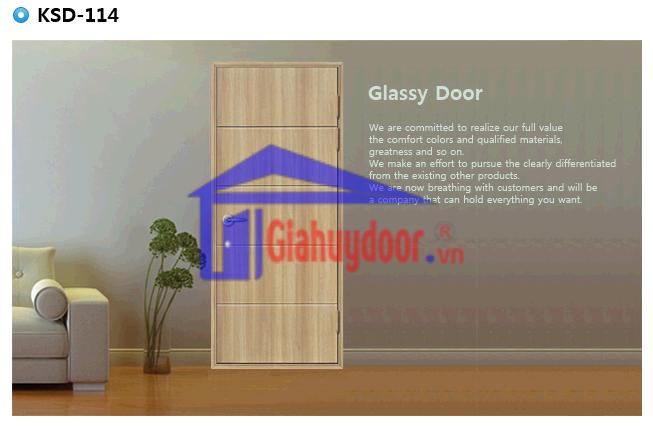 Mẫu và giá cửa nhựa 1 cánh được cập nhật thường xuyên trên Gia Huy Door