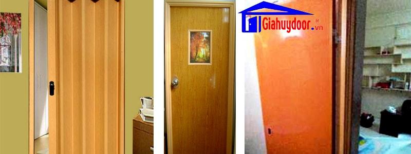 Cửa nhựa nhà vệ sinh chất lượng tại Gia Huy Door