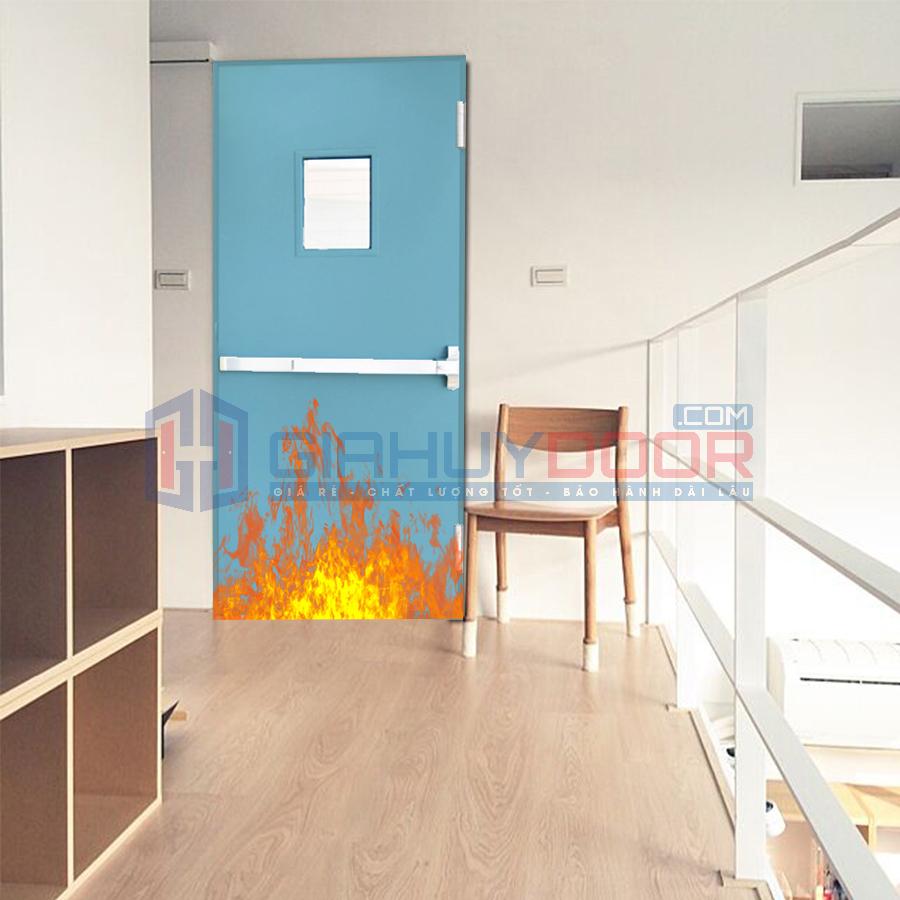 Tìm hiểu cửa chống cháy