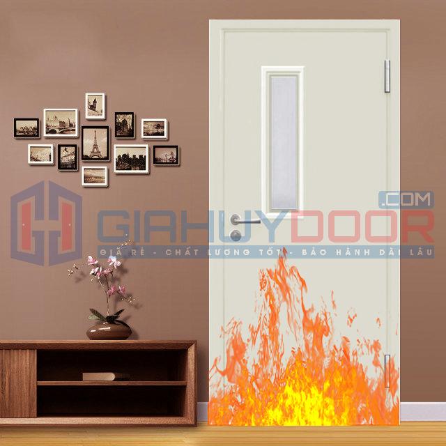 Tác dụng của cửa chống cháy
