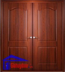 cửa gỗ tự nhiên đẹp rẻ