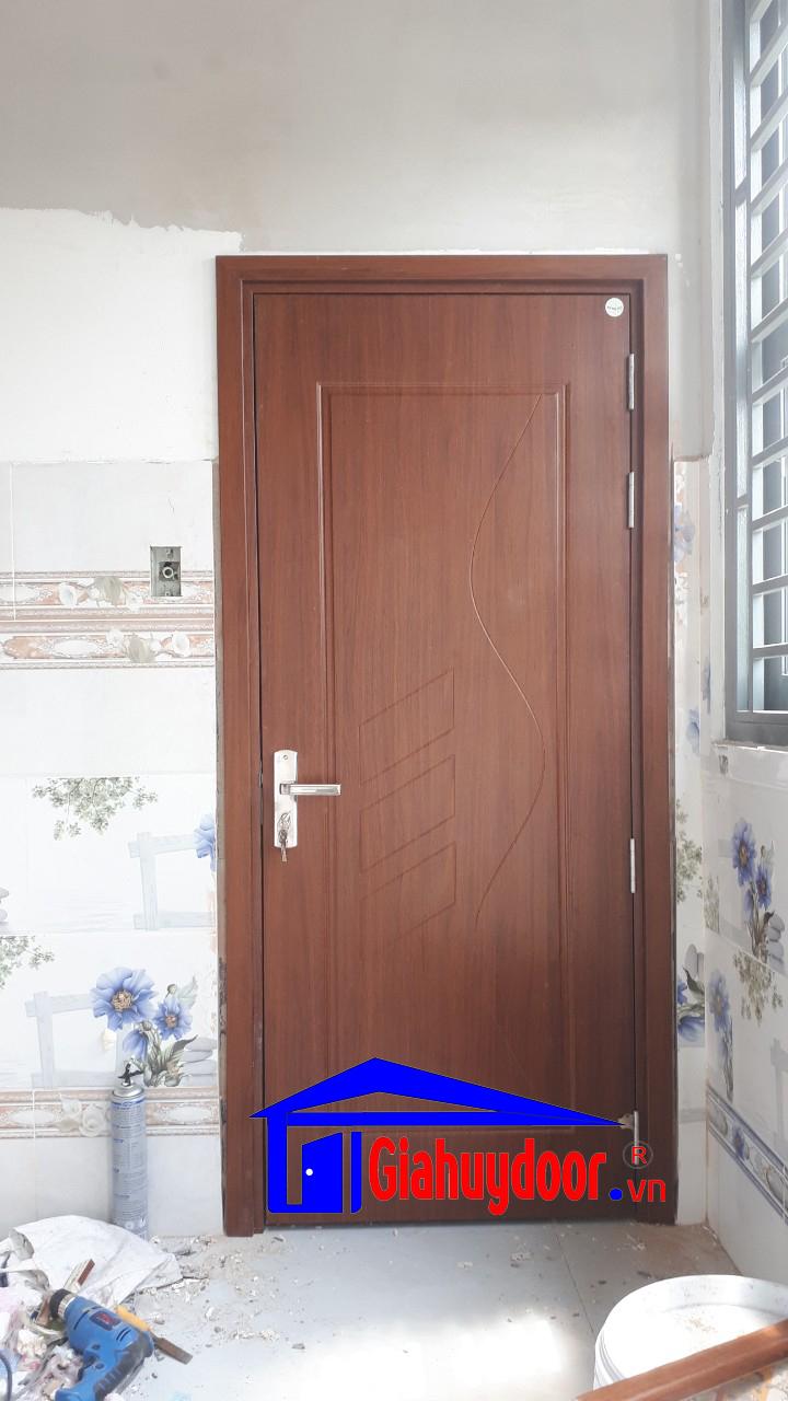 Cửa phòng giả gỗ
