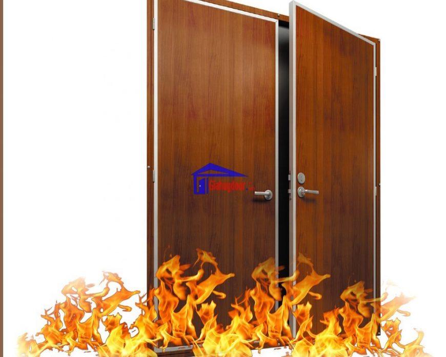 Cửa thép chống cháy 90 phút có gì đặc biệt?