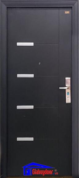Cửa Thép Vân Gỗ GHD-25