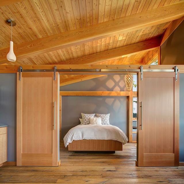 Nên chọn cửa gỗ công nghiệp phòng ngủ như thế nào?