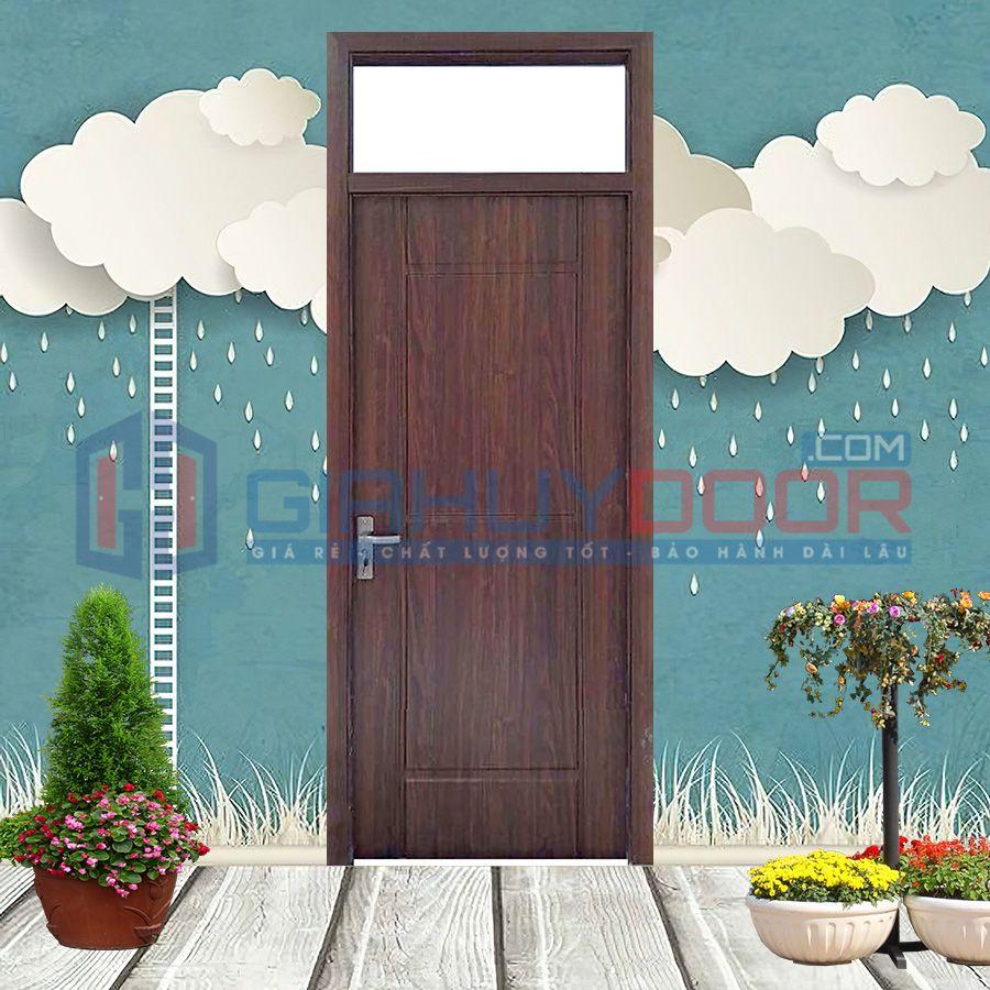 Kích thước chuẩn cửa nhựa composite