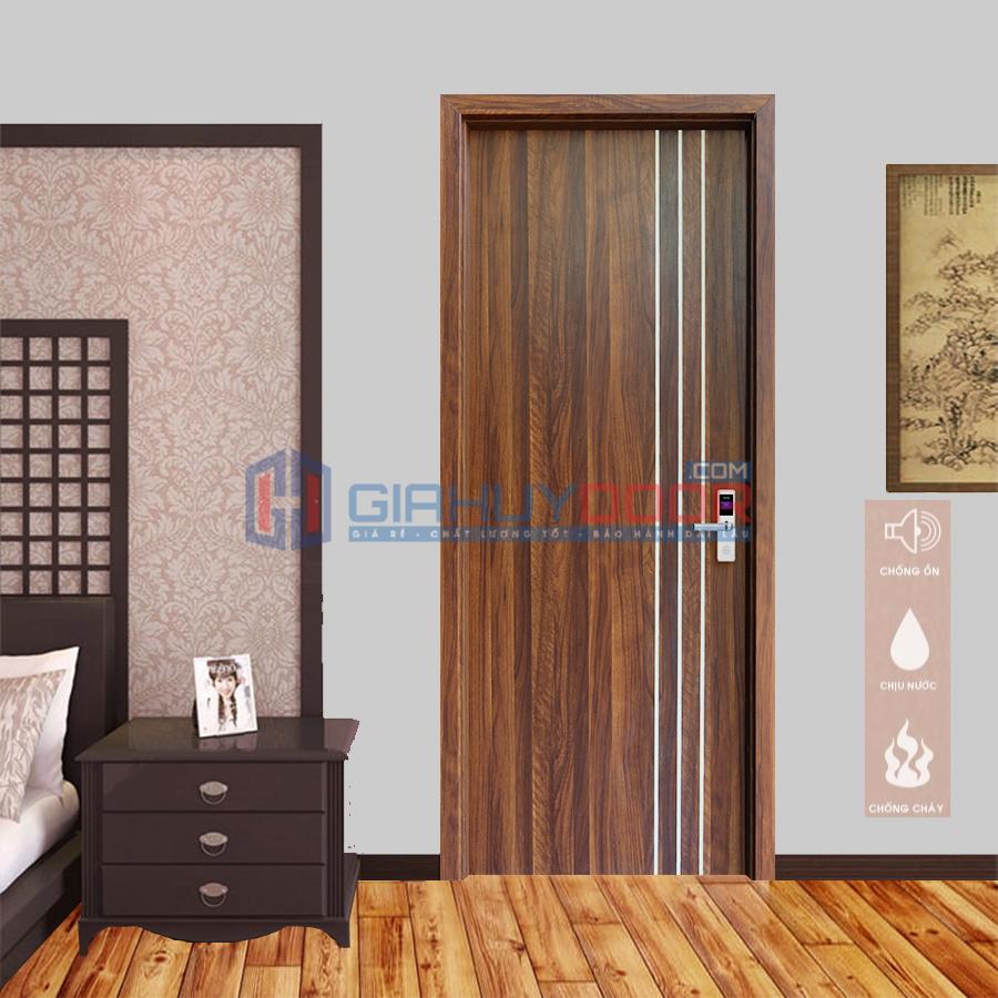 Kích thước tiêu chuẩn và đẹp mắt nhất của loại cửa chính là 81cm x 214cm