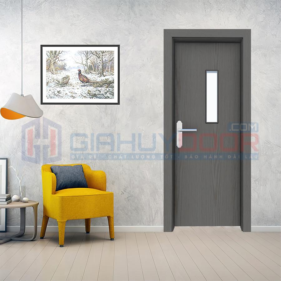 Hiện nay có 2 loại kiểu dáng khuôn cửa phổ biến, thông dụng là khuôn cửa L và khuôn cửa T